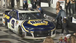 Chase Elliott wins duel race #2