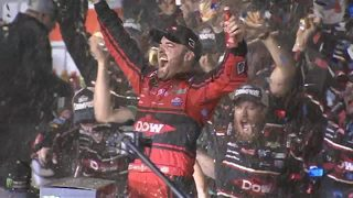 Austin Dillon talks about Daytona 500 win