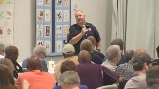 DeLand police give shooting safety seminar at church