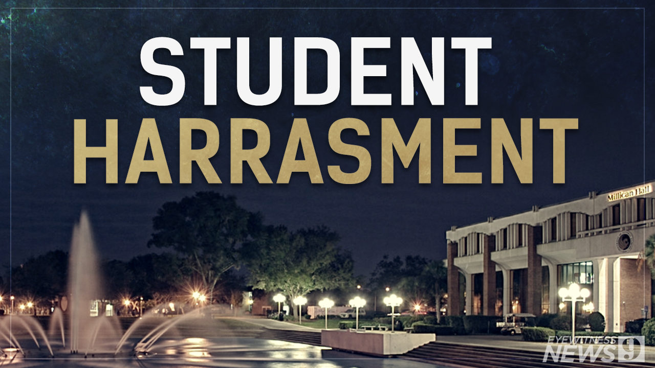 Ucf sexual harassment college students harassed wftv wftv solutioingenieria Gallery