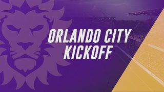 Orlando City Kickoff