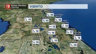 Algunas zonas de Florida Central pueden tener congelación y heladas.
