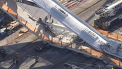 Miami-Dade officials confirmed Friday that six people were killed after a pedestrian bridge connecting Florida International University with the City of Sweetwater collapsed Thursday.