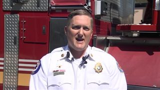 Off-duty firefighter falls off bridge, into St. John