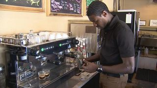 Downtown Sanford coffee shop Palate dedicated to helping human trafficking victims
