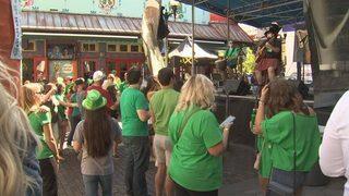 Security, law enforcement brace for St. Patrick