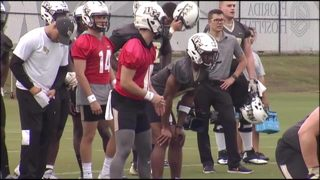 Heupel, Milton discuss first day of UCF spring practice