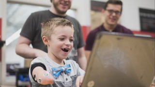 UCF students design video game for children without limbs