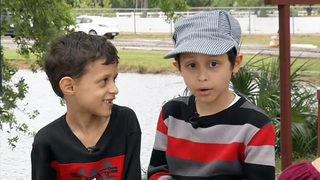 Video: Meet Daniel and Rafael: Brothers looking for their Forever Family