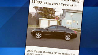 Action 9 investigates look-alike car selling scam