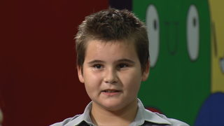 Video: Meet Jacob: Good student searching for his Forever Family