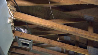 Action 9: Mortgage company holding money needed to fix wrecked home