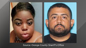 Vanessa Cocly (Victim) and Christian Penchi (Person of interest): Person of interest sought after Orange County woman's death ruled homicide.