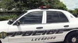 Leesburg police patrol car_7808326