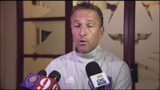 Kreis, Kljestan discuss next match versus Philly