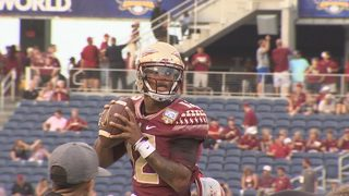 Seminoles QB Deondre Francois cited for marijuana possession