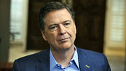 Former FBI director James Comey appears at an interview with George Stephanopoulos that will air during a primetime