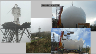 After Maria: Puerto Rico weather radar built, projected to be working soon