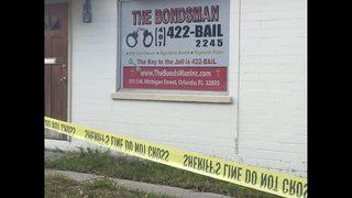 Man, 53, dead inside Orange County bail bondsman business