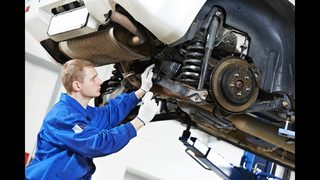 Toyota of Orlando talks troubleshooting for car suspension