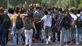 Students at 2 Central Florida schools hold walkouts on Columbine anniversary