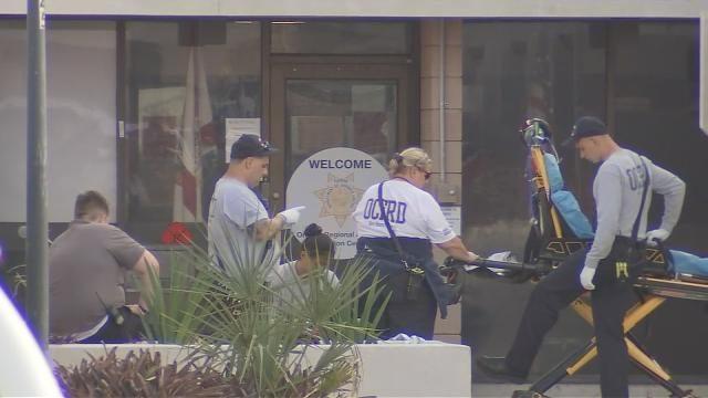 Five injured during fight at Orange Regional Juvenile