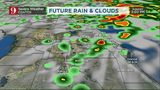 Week off to wet start in Central Florida