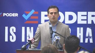 Puerto Rican governor starts domestic voter registration drive