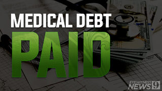WFTV buys $1 million in medical debt to help Central Florida families