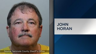 Seminole County commissioner arrested on domestic violence charge