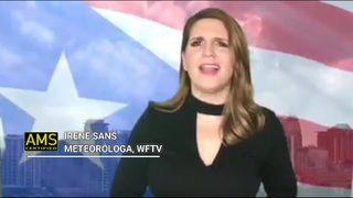 El tiempo: Desfile puertorriqueño de Florida