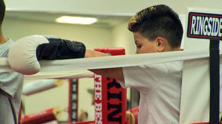 Boxing ring teaches teenagers important lessons in Orange County