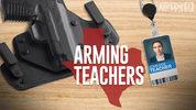 Armed teachers in Texas