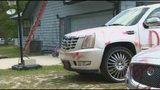 Cars and homes vandalized with racial slurs in Marion County source Nakea Darisaw