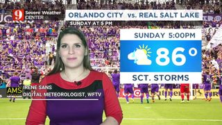Orlando City vs. Real Salt Lake