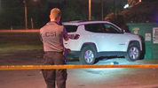 A business owner was hospitalized after he was shot Saturday night, Winter Garden police said.