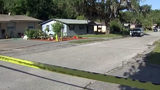 Video: Gunman sought after man shot, killed in DeLand home