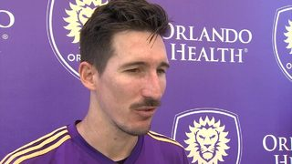 Orlando City discusses rivalry match with Atlanta United