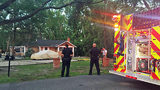 Video: Investigators looking for cause of suspicious fire in Maitland