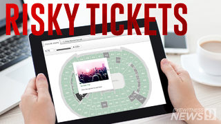 Action 9 investigates risky ticket sales