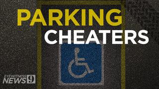 9 Investigates: Parking cheaters