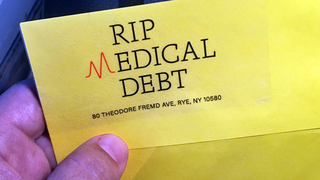 Central Florida families to receive letters notifying them their medical debt has been forgiven