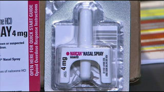 Narcan: Treating overdoses, but not addiction