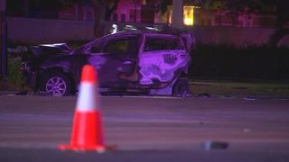 FHP: Kissimmee man killed in fiery tourist district crash