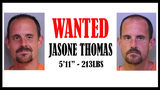 Wanted: Jasone Thomas | A homeowner in Mulberry pulled into his driveway and saw a stranger leaving his house with his hands full of stolen items, the Polk County Sheriff's Office said.