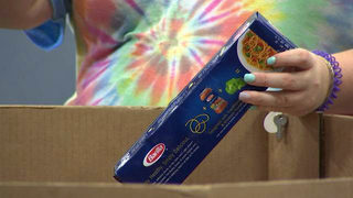 Central Florida helps feed students during summer months