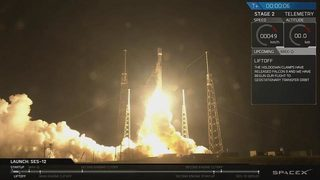 RAW VIDEO: SpaceX launches Falcon 9 rocket after delays