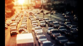 How to survive a traffic jam and keep your cool this summer