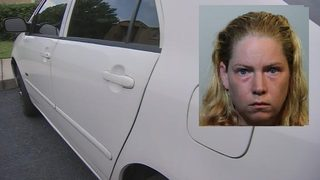 Mom goes to liquor store, leaves 3-year-old in car overnight, deputies say