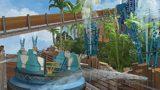 At SeaWorld, 'Falls' is rising